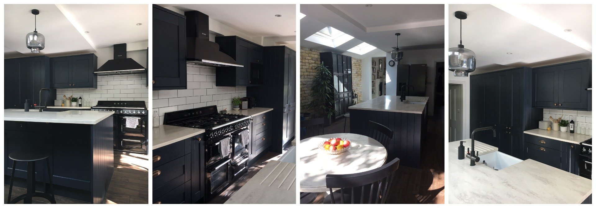 Latest kitchen installations