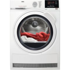 AEG T6DBG721N , Freestanding condenser dryer, 7Kg load