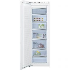 Bosch GIN81AEF0G , 177X54 built in NoFrost freezer, DayLight, 7 compartments