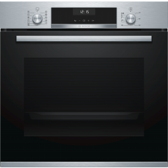 Bosch HBA5570S0B Single electric oven, stainless steel