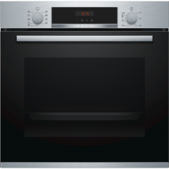 Bosch HBS573BS0B , Single electric oven, Electronic, red display