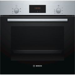 Bosch HHF113BR0B Single electric oven, stainless steel