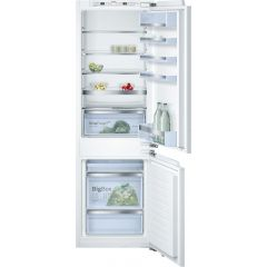 Bosch KIS86AF30G  Built-in fridge freezer, 177X54 LowFrost bottom freezer, CrisperBox