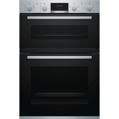 Bosch MBS533BS0B, Electric double oven, stainless steel