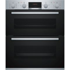 Bosch NBS533BS0B Built-under electric double oven, stainless steel