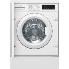Bosch WIW28301GB , Integrated 8kg 1400 Spin Washing Machine