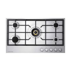 Fisher And Paykel CG905DNGX1 Gas hob 90cm, stainless steel