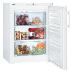 Liebherr GNP1066 White, 3 Drawer Freezer, 60cm, nofrost