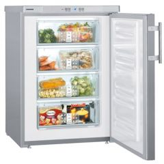Liebherr GPesf1476, 4 Drawer Freezer, 60cm, stainless steel