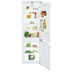 Liebherr ICUN3324, Integrated Fridge freezer, NoFrost