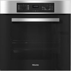 Miele H2265-1B Single electric oven, stainless steel