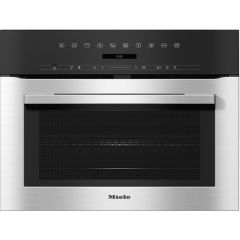 Miele H7140BM Combination microwave oven, stainless steel