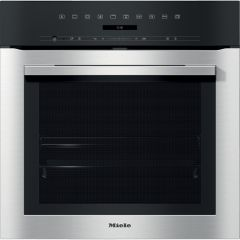 Miele H7164BP , Electric single oven, 76 litre capacity, Pyrolytic cleaning
