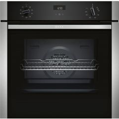 Neff B1ACE4HN0B Single electric oven, stainless steel