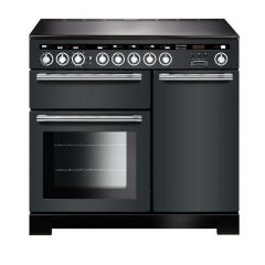 Rangemaster 117350 Slate, Range cooker, 100Cm Induction, Encore, *Available in other colours