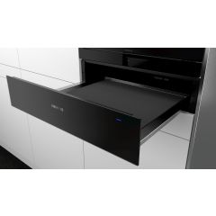 Siemens BI510CNR0B, Warming drawer, 14cm stainless steel