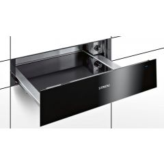 Siemens BI630CNS1B, Warming drawer,14 cm high, stainless steel