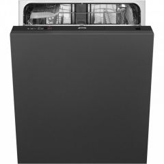 Smeg DI12E1 , 60cm Fully Integrated Dishwasher