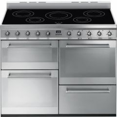 Smeg SYD4110I Range cooker, 110cm, induction, stainless steel