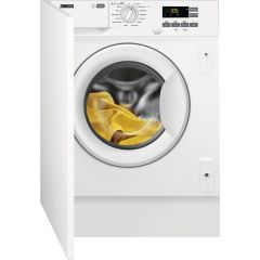Zanussi Z712W43BI   Integrated Washing Machine 7kg wash load 1200rpm spin