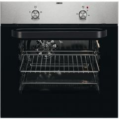 Zanussi ZZB30401XK Single electric oven, stainless steel