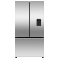 Fisher And Paykel RF540ANUX5 Recessed Handle Fridge Freezer French Door 900mm