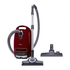 Miele C3CAT+DOG , Vacuum Cleaner-Tayberry Red