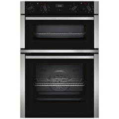 Neff U1ACE5HN0B Double oven, CircoTherm, Multifunction, stainless steel