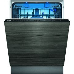 Siemens SN95ZX61CG Fully integrated dishwasher, Zeolith drying